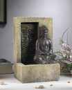 Jeco FCT110 Buddha Tabletop Water Fountain