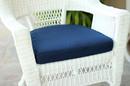 Jeco FS011-CS Midnight Blue Single Chair Cushion
