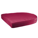 Jeco FS030-CS Red Single Chair Cushion