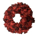Jeco HD-BT099 17 Inch Hydrangea Wreath