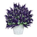 Jeco HD-BT132 Lavender Iron Potted