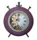 Jeco HD-C001-P Purple Table Clock
