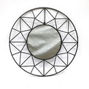 Jeco HD-DM025 Metal Frame Patterned Wall Mirror