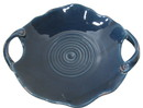 Jeco HD-HACP001 Blue Ceramic Plate With Blue Handle