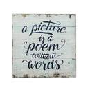 Jeco HD-WA080 Poem Plaque