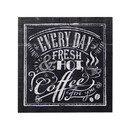 Jeco HD-WA082 Coffee Every Day Plaque