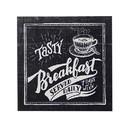 Jeco HD-WA083 Tasty Breakfast Plaque