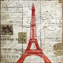 Jeco HD-WA087 Eiffel Tower Plaque