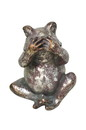 Jeco ODGD001 Speak No Evil Frog Statue
