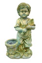 Jeco ODGD015 Boy With Flower Pot