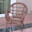 Jeco W00210-C Santa Maria Honey Wicker Chair