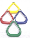 Jensen Swing A185 - Plastisol Coated Triangle - Commercial