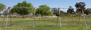 Jensen Swing H106 Heavy 10' High - 6 S130 Swings - 3 Bay - EFF3 - Commercial / Residential