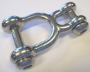 Jensen Swing H173 - H-shackle Stainless Steel - Commercial