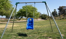 Jensen Swing S81Ar - Standard 8' High - 1 ADA Swing - 1 Bay - Residential Only