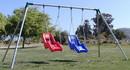 Jensen Swing S82Ac - Standard 8' High - 2 ADA Swing - 1 Bay - Commercial / Residential
