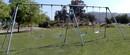 Jensen Swing S84 Standard 8' High - 4 S181 Swings - 2 Bay - EFF2 - RESIDENTIAL ONLY
