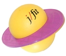 j/fit 60-7001 Spring Ball, Purple/Yellow