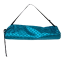 j/fit 80-9025 Deluxe Yoga Bag - Teal Blue