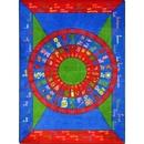 Joy Carpets 1401 Play On Words Rug