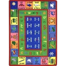 Joy Carpets 1412 Rug, LenguaLink