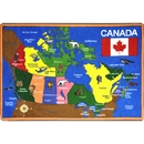 Joy Carpets 1426 Rug, Oh Canada