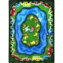 Joy Carpets 1475 Rug, Puddleducks