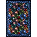 Joy Carpets 1506 Rug, Bubbles