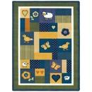 Joy Carpets 1532 Rug, Baby Love