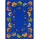 Joy Carpets 1541 Butterfly Delight Rug