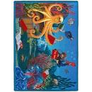 Joy Carpets 1587 Fish Tales Rug
