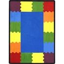 Joy Carpets 1672 Block Party Rug