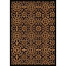 Joy Carpets 1737 Antique Scroll Rug