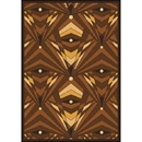 Joy Carpets 1756 Deco Strobe Rug