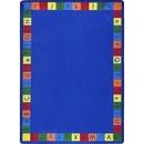 Joy Carpets 1790 Primarily Alphabet Rug