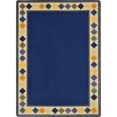 Joy Carpets 1856 Delightful Diamonds Rug