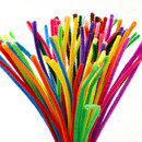 Muka Pipe Cleaners 1000 Pieces Assortment 6 mm x 12 Inch Chenille Stems for DIY Crafts Projects, Creative School Supplies, Kid Craft