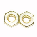 Mutual Tape 08NHBR Nut for Brass Handle (1)