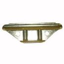 Ettore 2117 BackPlate Brass (1) Ettore