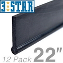 Unger Rubber 22in (12) 3Star