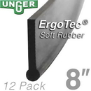 Unger RT200 Rubber ErgoTec Soft 08in (12) Unger