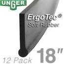 Unger RT450 Rubber ErgoTec Soft 18in (12) Unger