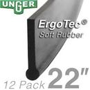 Unger RT550 Rubber ErgoTec Soft 22in (12) Unger