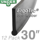 Unger RT750 Rubber ErgoTec Soft 30in (12) Unger