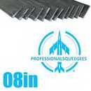 J.Racenstein Rubber Professionalsqueegees 08in(12)SFT