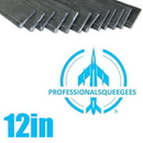 J.Racenstein Rubber Professionalsqueegees 12in(12)SFT