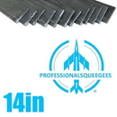 J.Racenstein Rubber Professionalsqueegees 14in(12) HD