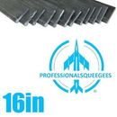 J.Racenstein Rubber Professionalsqueegees 16in(12)SFT