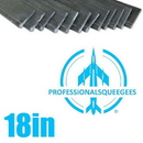 J.Racenstein Rubber Professionalsqueegees 18in(12)SFT