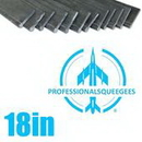 J.Racenstein Rubber Professionalsqueegees 18in(144)HD